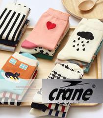 Crane женские мужские носки. оптом в Киеве. Украина. 48b3e772b7f1c
