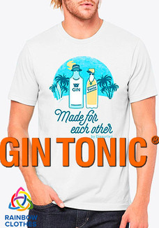 Gin Tonic t-shirt