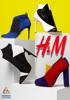 H&M shoes A/W