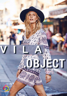 Vila, Object mix