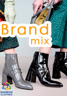 Brand women shoes mix