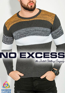 No excess men sweaters