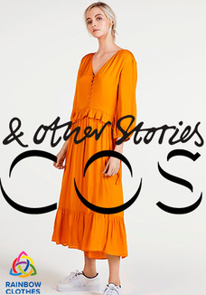 &Other Stories + COS dress