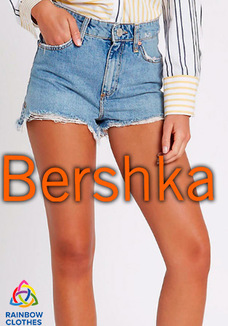 Bershka women short