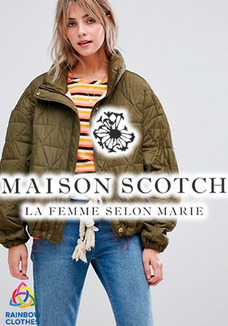 Maison Scotch jackets