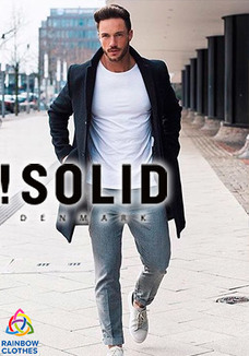 Solid men mix a/w