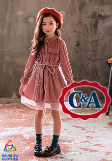 C&A kids dress