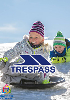 Trespass kids jakets