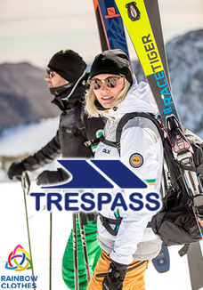 Trespass jackets