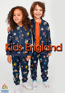 Kids Englland mix a/w New