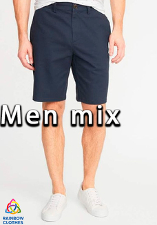 Men mix short