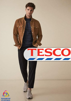 Tesco men a/w