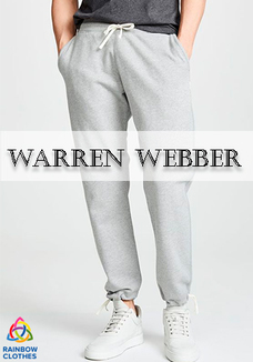 Warren Webber men sport pants