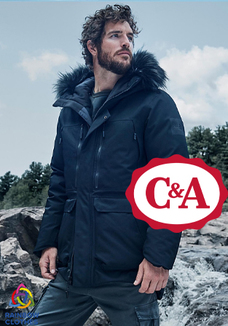 C&A men jacket/coat