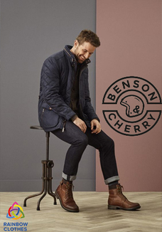 Benson&Cherry  men mix a/w