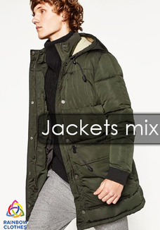 Jackets men mix