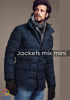 Jackets men mix mini