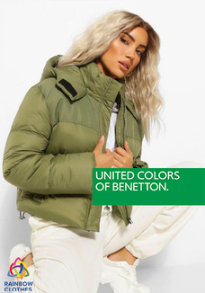 Benetton women jackets