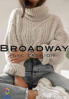 Broadway women sweaters & raglans