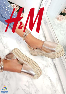 H&M shoes Sp/S