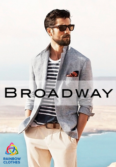 Broadway men mix Sp