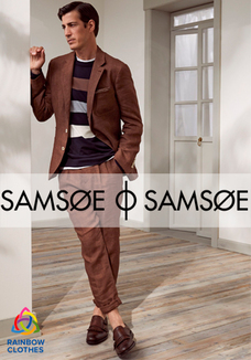 Samsoe men mix