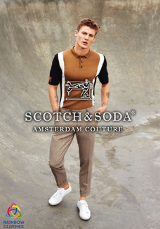 Scotch&Soda men mix