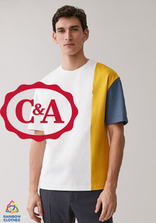 C&A men t-shirt + polo