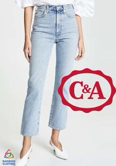 C&A wom jeans