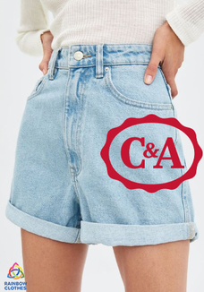 C&A women shorts