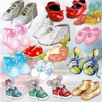 Обувь Zippy 100 шт